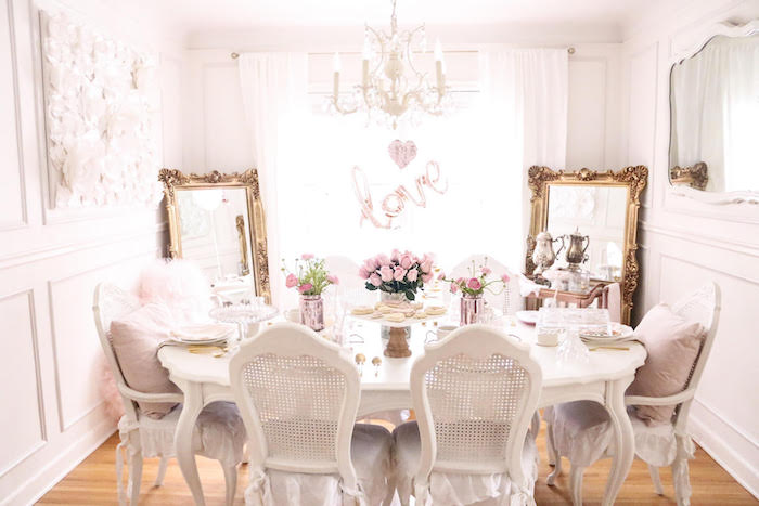 Sweet and Elegant Valentine's Day Party on Kara's Party Ideas | KarasPartyIdeas.com (24)