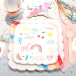 """Unicorns are Real"" Birthday Party on Kara's Party Ideas 