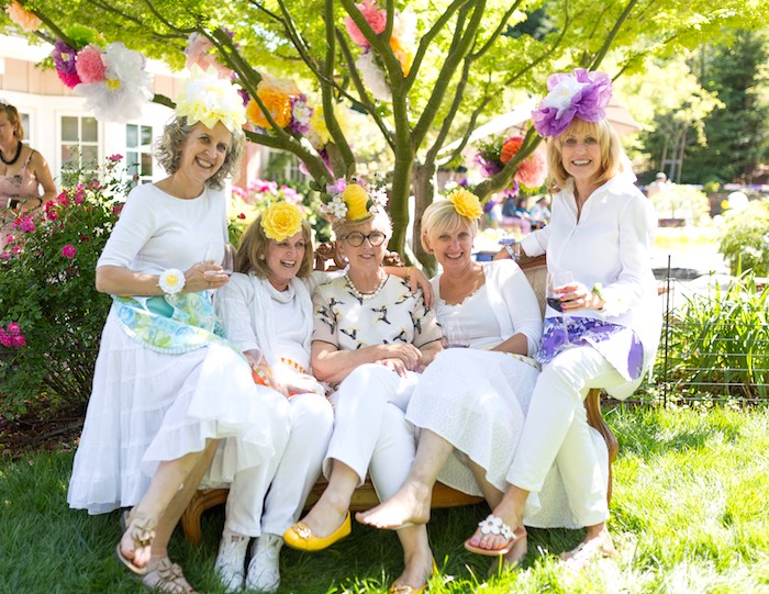 Vintage Retirement Tea Party on Kara's Party Ideas | KarasPartyIdeas.com (12)