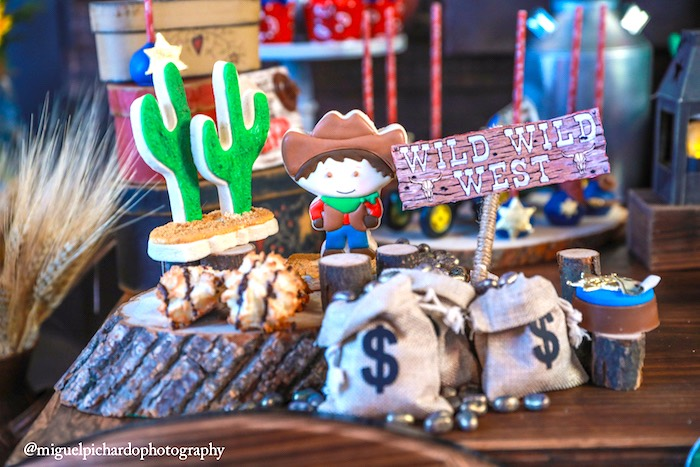 Wild Wild West Sweets from a Western Cowboy Birthday Party on Kara's Party Ideas | KarasPartyIdeas.com (31)