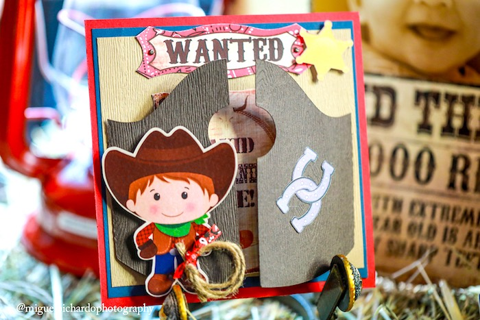 Saloon entrance invitation from a Western Cowboy Birthday Party on Kara's Party Ideas | KarasPartyIdeas.com (8)