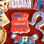 Western Cowboy Birthday Party on Kara's Party Ideas | KarasPartyIdeas.com (2)