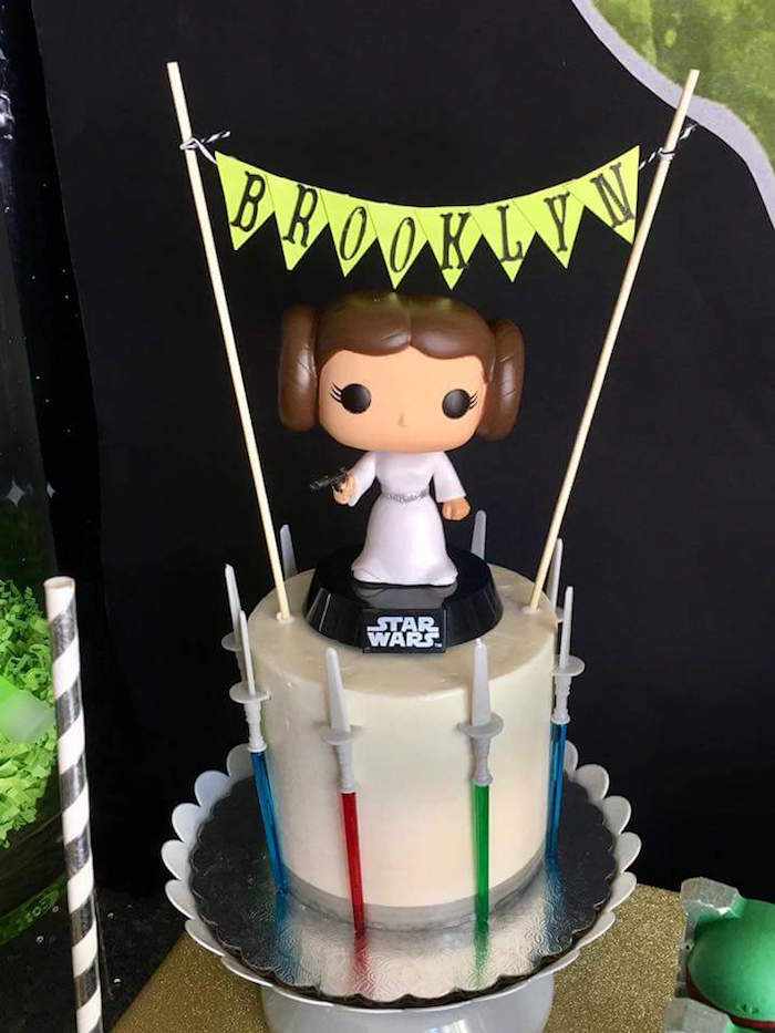 Kara S Party Ideas Quot May Their Fourth Be With You Quot Star