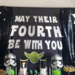 """""""May Their Fourth Be With You"""" Star Wars 4th Birthday Party for Twins on Kara's Party Ideas 