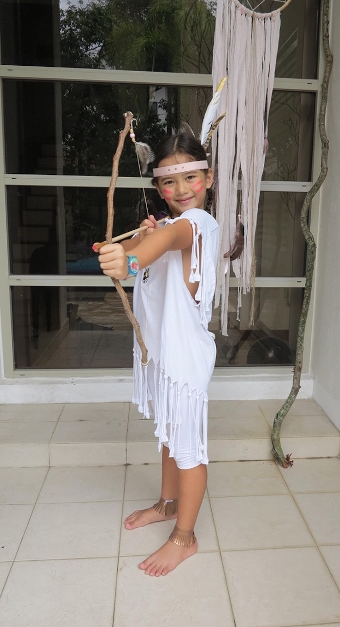 Kara S Party Ideas American Indian Inspired Birthday Party