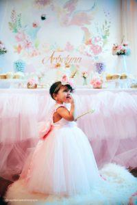 Baby Unicorn 1st Birthday Party on Kara's Party Ideas   KarasPartyIdeas.com (35)