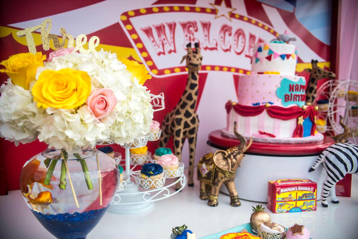 Backyard Carnival Birthday Party on Kara's Party Ideas | KarasPartyIdeas.com (15)