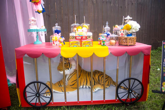 Circus Art And Craft Ideas