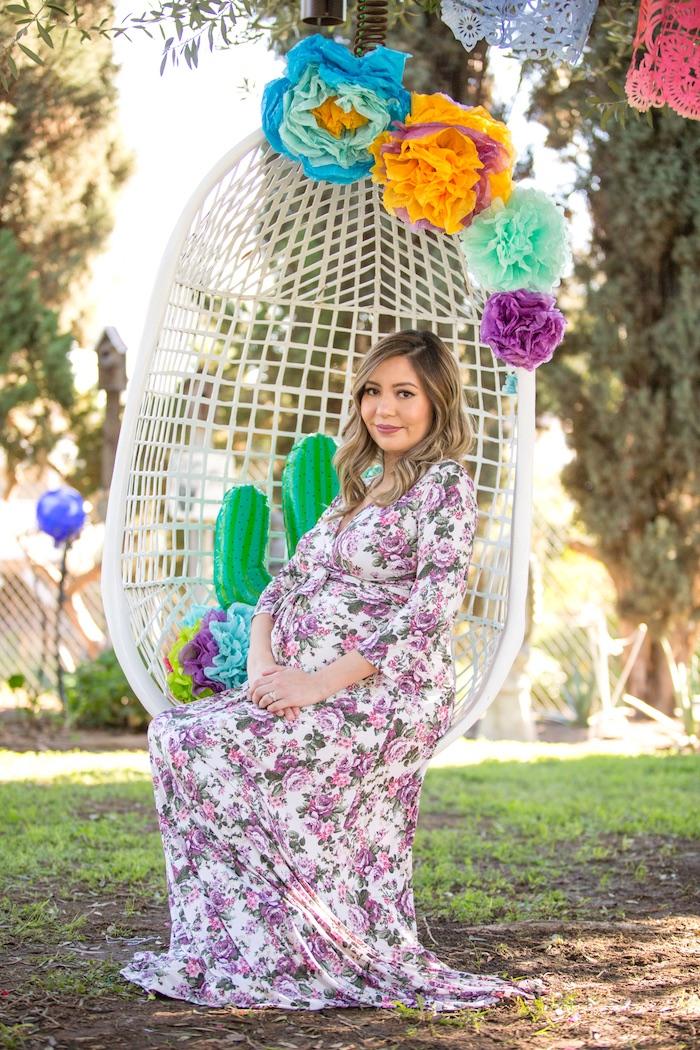 Cactus Fiesta Baby Shower on Kara's Party Ideas | KarasPartyIdeas.com (22)