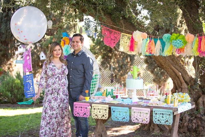 Cactus Fiesta Baby Shower on Kara's Party Ideas | KarasPartyIdeas.com (35)