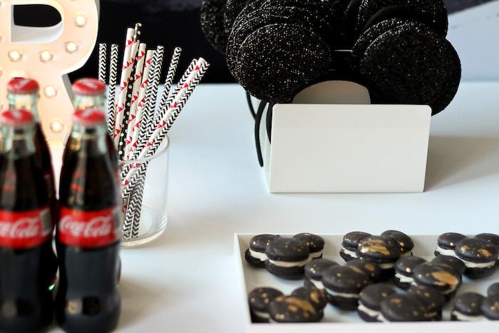 Classic Mickey Mouse Birthday Party on Kara's Party Ideas | KarasPartyIdeas.com (8)