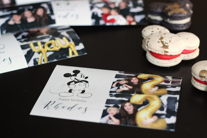 Classic Mickey Mouse Birthday Party on Kara's Party Ideas | KarasPartyIdeas.com (17)