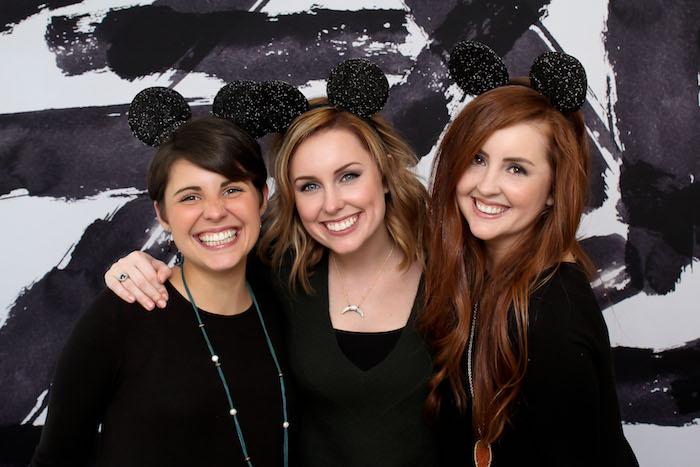 Classic Mickey Mouse Birthday Party on Kara's Party Ideas | KarasPartyIdeas.com (11)