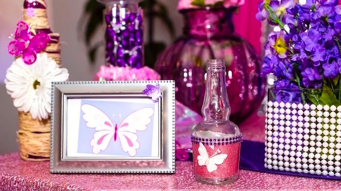 Decor from a Colorful Henna Bridal Shower Ceremony on Kara's Party Ideas | KarasPartyIdeas.com (4)