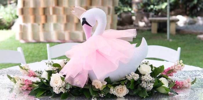 Dreamy Swan Soiree on Kara's Party Ideas | KarasPartyIdeas.com (1)