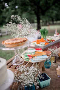 Baked goods from a Farmer's Market Birthday Party on Kara's Party Ideas | KarasPartyIdeas.com (27)