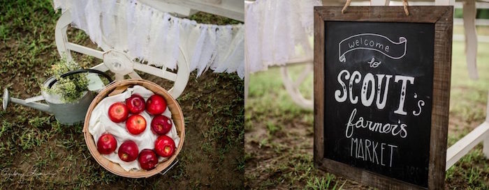 Details from a Farmer's Market Birthday Party on Kara's Party Ideas | KarasPartyIdeas.com (38)