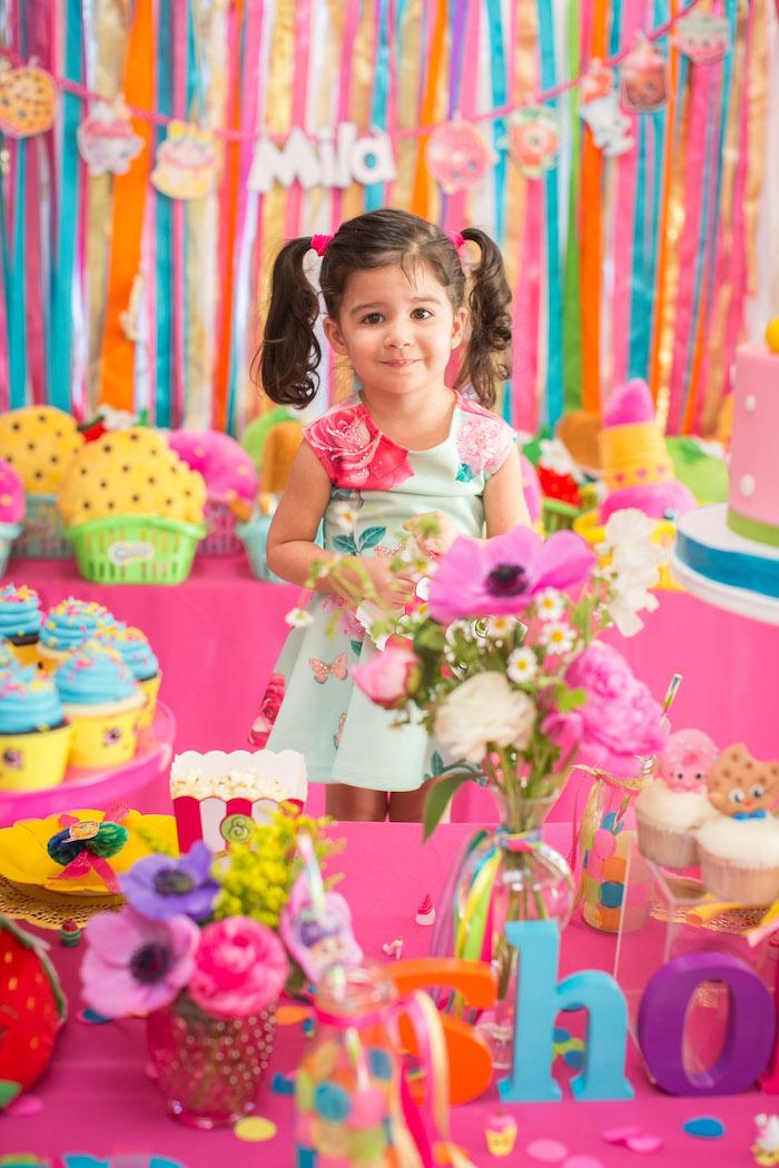 Floral Shopkins Birthday Party on Kara's Party Ideas | KarasPartyIdeas.com (28)
