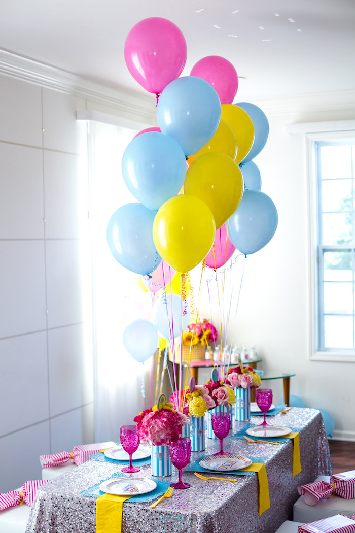 Glam Carnival Birthday Party on Kara's Party Ideas | KarasPartyIdeas.com (24)