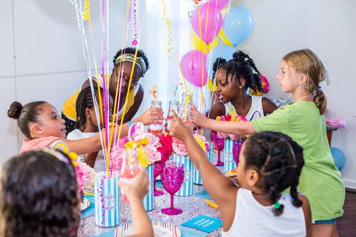 Glam Carnival Birthday Party on Kara's Party Ideas | KarasPartyIdeas.com (8)
