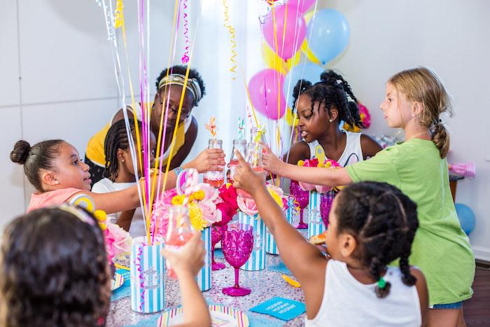 Glam Carnival Birthday Party on Kara's Party Ideas   KarasPartyIdeas.com (8)