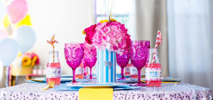 Glam Carnival Birthday Party on Kara's Party Ideas | KarasPartyIdeas.com (2)