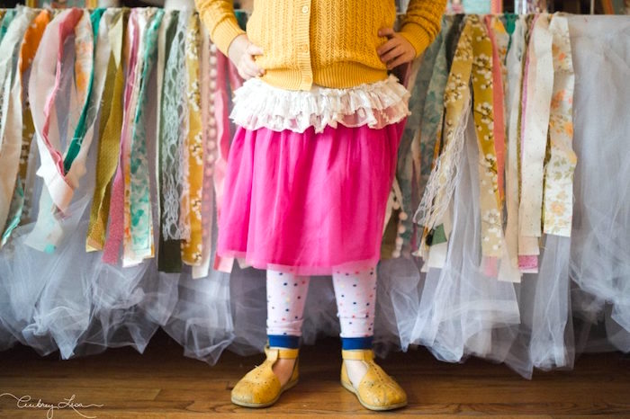 Junie B. Jones attire from a Junie B. Jones Inspired Birthday Party on Kara's Party Ideas | KarasPartyIdeas.com (18)