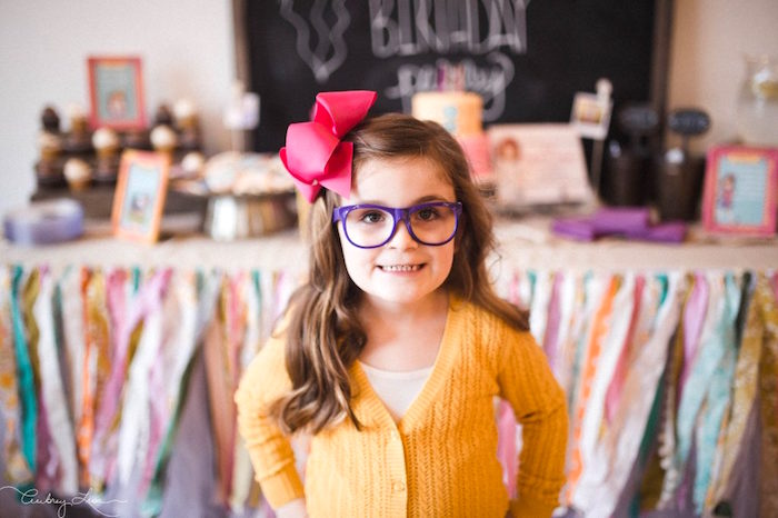 Junie B. Jones Inspired Birthday Party on Kara's Party Ideas | KarasPartyIdeas.com (27)