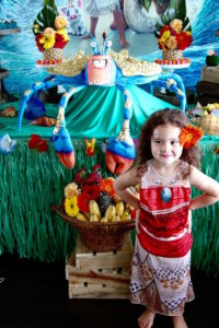 Moana Birthday Party on Kara's Party Ideas | KarasPartyIdeas.com (11)