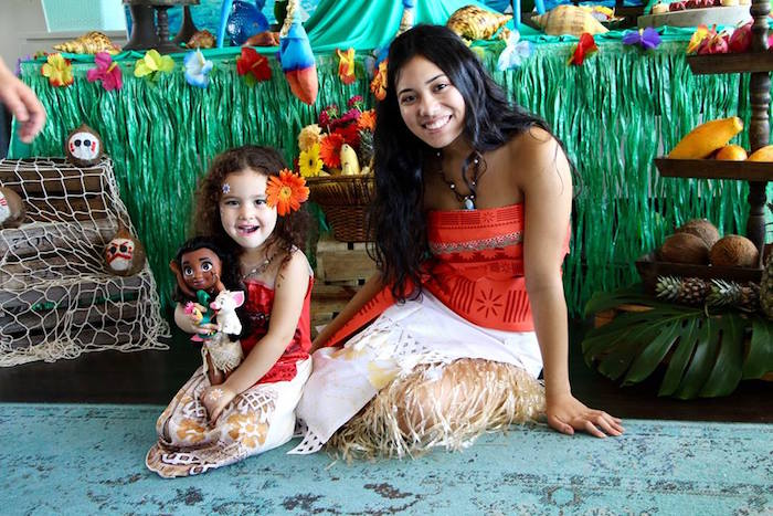 Moana Birthday Party on Kara's Party Ideas | KarasPartyIdeas.com (9)
