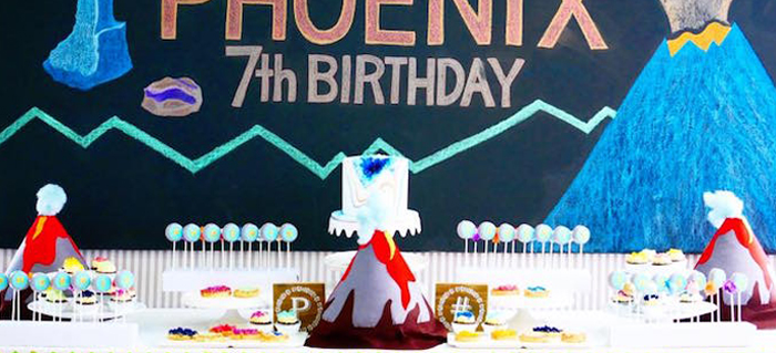 Rockin' Geology Birthday Party on Kara's Party Ideas | KarasPartyIdeas.com (5)