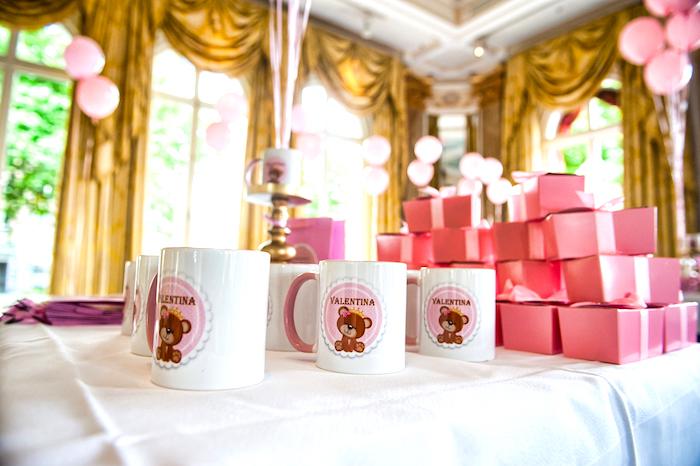 Favors from a Royal Teddy Bear Princess Baby Shower on Kara's Party Ideas | KarasPartyIdeas.com (15)