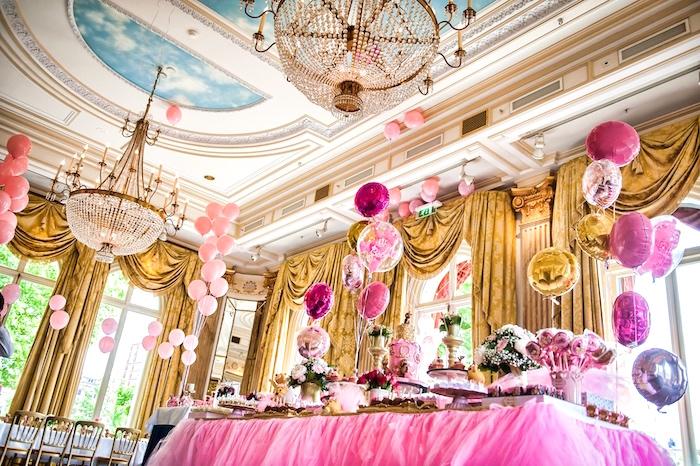 Royal Teddy Bear Princess Baby Shower on Kara's Party Ideas | KarasPartyIdeas.com (12)