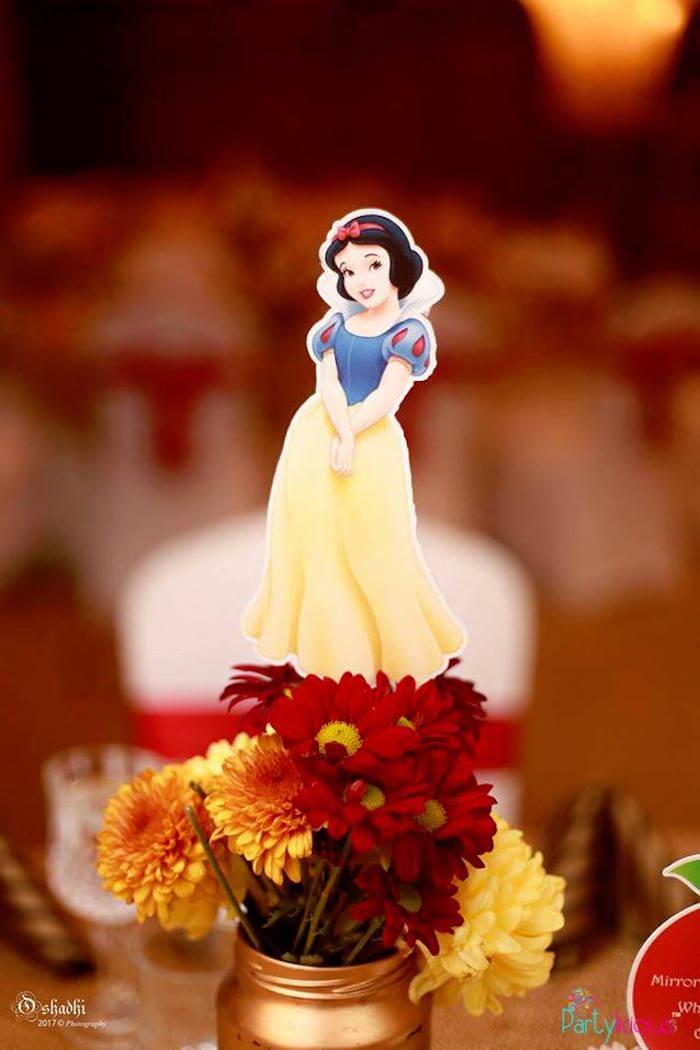 Kara S Party Ideas Snow White Amp The Seven Dwarfs Birthday