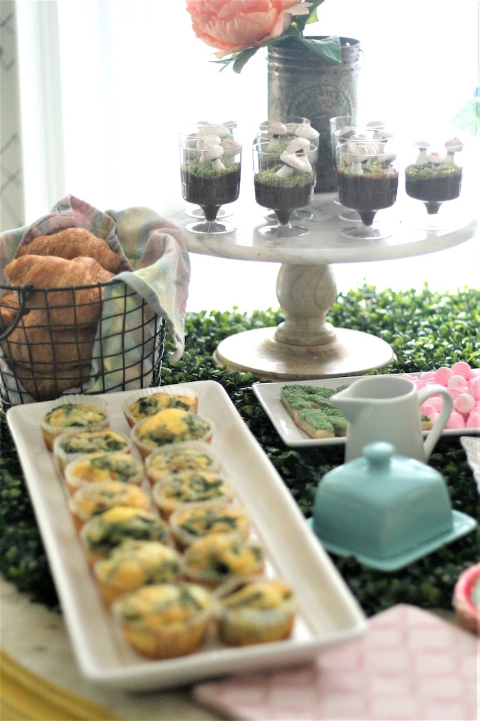 Food and sweets from a Tea for Two Garden Party on Kara'a Party Ideas | KarasPartyIdeas.com (9)