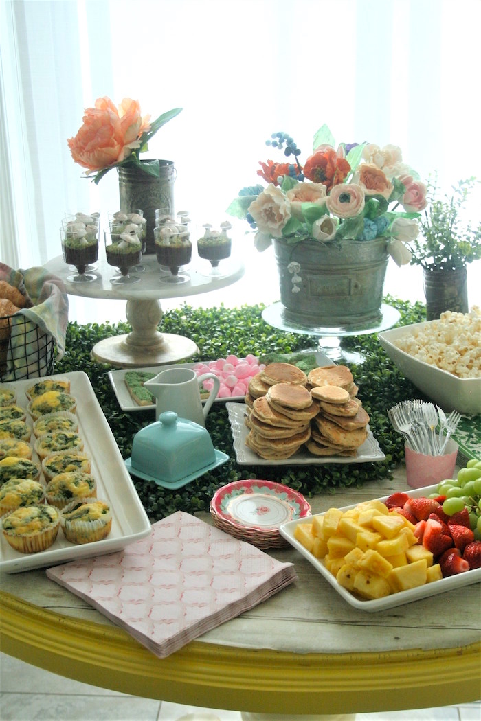 Tea for Two Garden Party on Kara'a Party Ideas | KarasPartyIdeas.com (7)