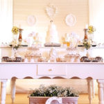 White Angel Baptism Party on Kara's Party Ideas | KarasPartyIdeas.com (3)