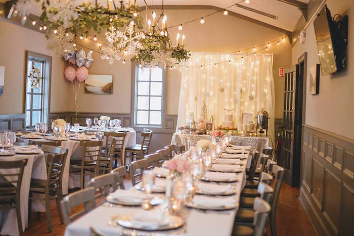 Winter ONEderland First Birthday Party on Kara's Party Ideas | KarasPartyIdeas.com (28)
