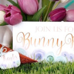 """Bunny Bash"" Easter Party for Kids on Kara's Party Ideas 