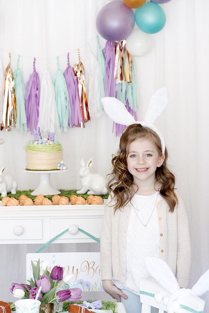 """Bunny Bash"" Easter Party for Kids on Kara's Party Ideas | KarasPartyIdeas.com (24)"