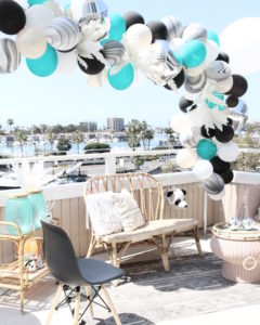 """Pandamonium"" Panda Disco Birthday Party on Kara's Party Ideas | KarasPartyIdeas.com (16)"