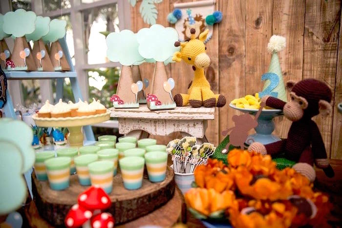 Adventurous Animal Birthday Party on Kara's Party Ideas | KarasPartyIdeas.com (26)