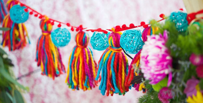 Karas Party Ideas Boho Dreamcatcher Bohemian Archives