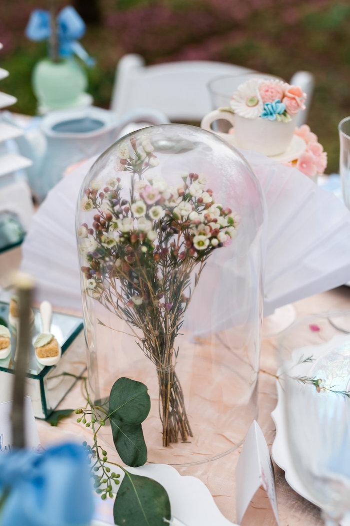 Bridal Shower Garden Tea Party on Kara's Party Ideas   KarasPartyIdeas.com (27)