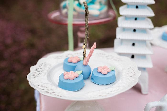 Bridal Shower Garden Tea Party on Kara's Party Ideas | KarasPartyIdeas.com (26)