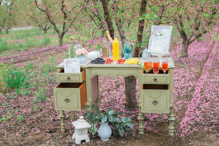 Bridal Shower Garden Tea Party on Kara's Party Ideas   KarasPartyIdeas.com (23)