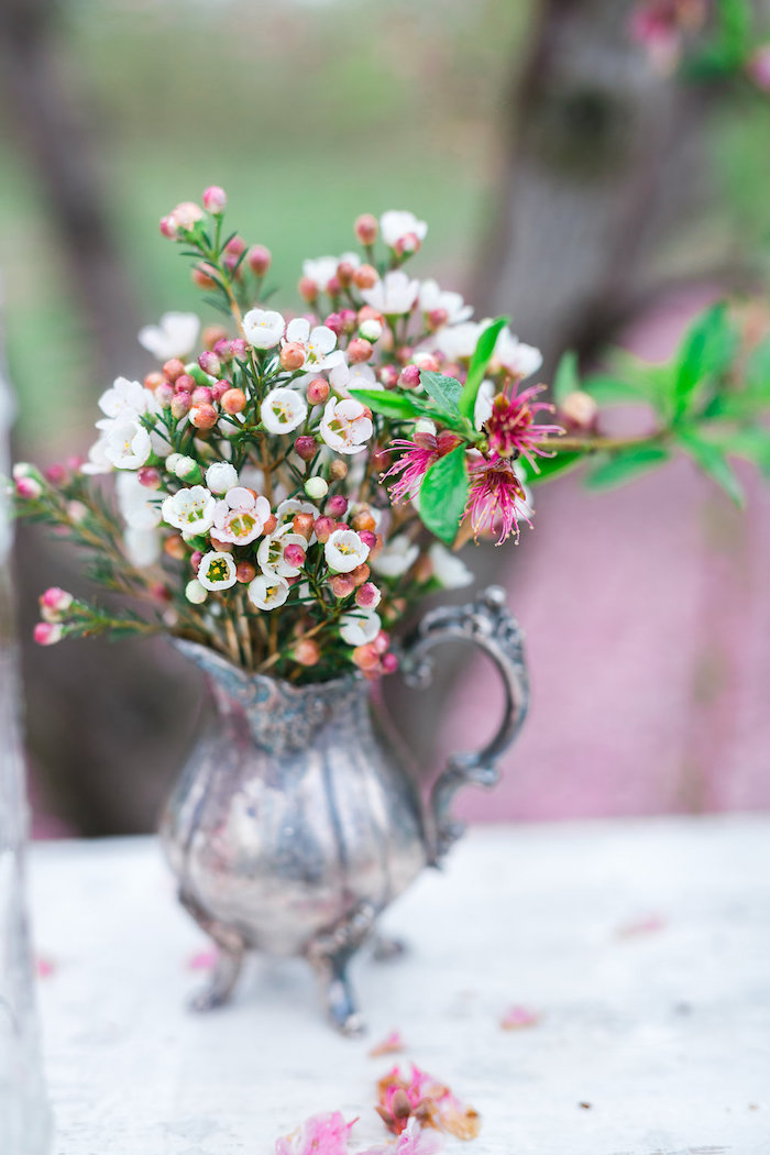 Bridal Shower Garden Tea Party on Kara's Party Ideas | KarasPartyIdeas.com (38)