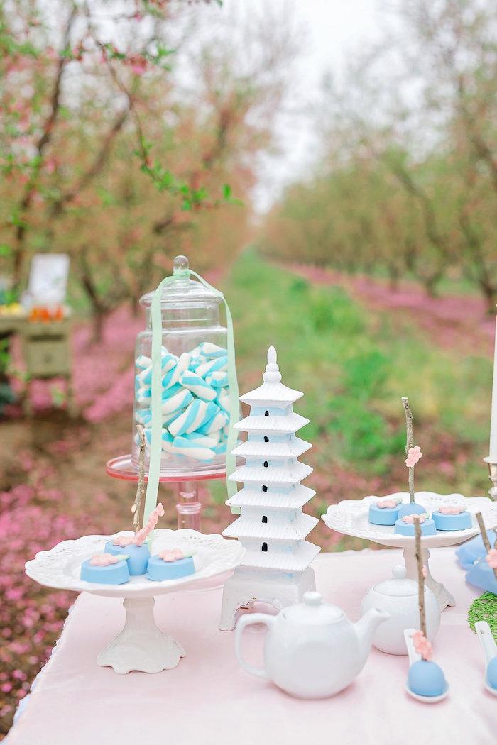 Bridal Shower Garden Tea Party on Kara's Party Ideas | KarasPartyIdeas.com (16)