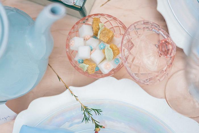 Bridal Shower Garden Tea Party on Kara's Party Ideas   KarasPartyIdeas.com (12)