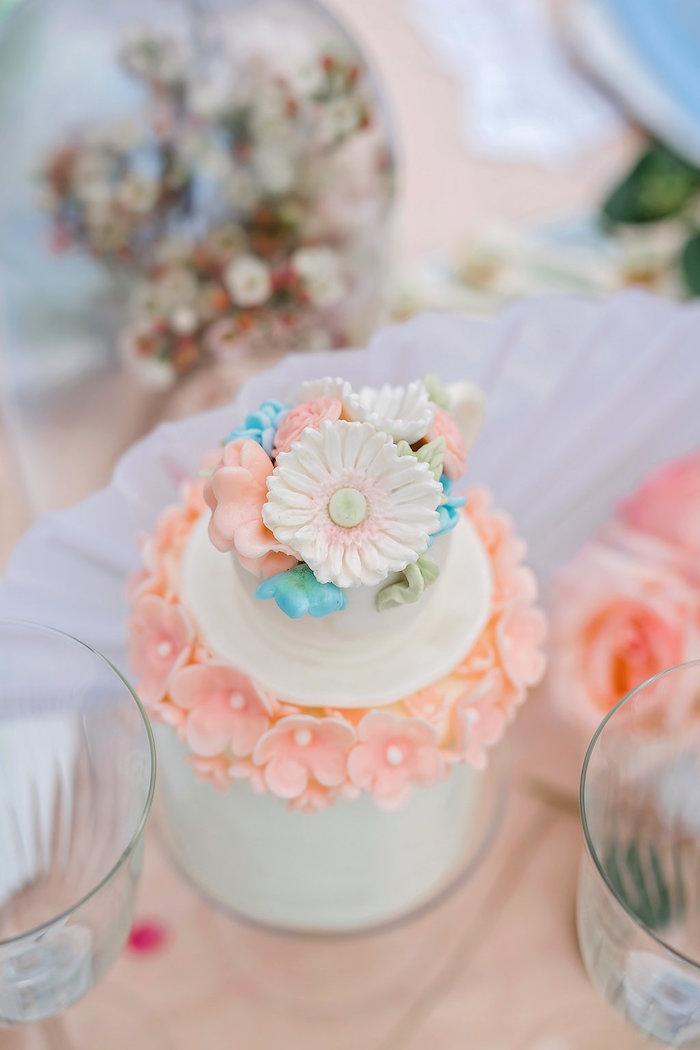 Bridal Shower Garden Tea Party on Kara's Party Ideas   KarasPartyIdeas.com (11)